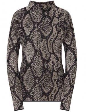 Čūskas ādas raksta džemperis  Création L