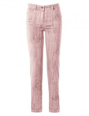 Rozā krāsas džinsi CREATION L