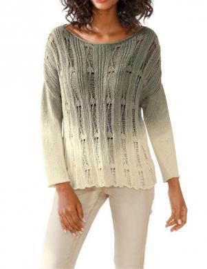 LINEA TESINI krāsains skaists sieviešu džemperis
