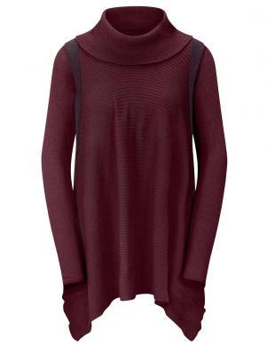 Bordo krāsas džemperis CREATION L