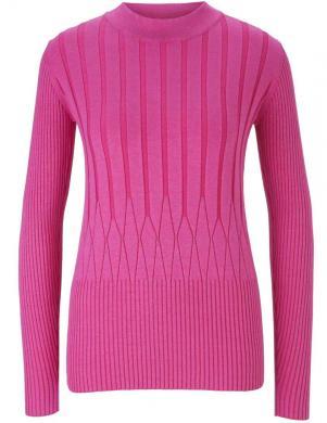 Rozā kolonnu raksta džemperis HEINE