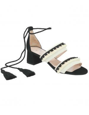 Baltas sieviešu sandales HEINE