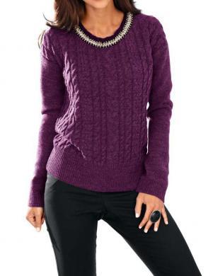 Violets sieviešu džemperis ASHLEY BROOKE