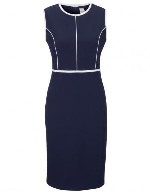 Klasiska tumši zila kleita HEINE