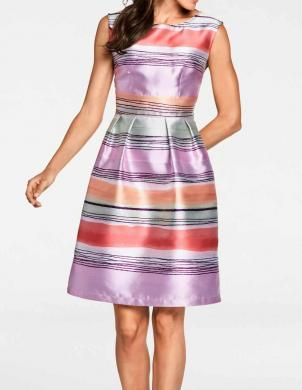 ASHLEY BROOKE Krāsaina skaista kleita