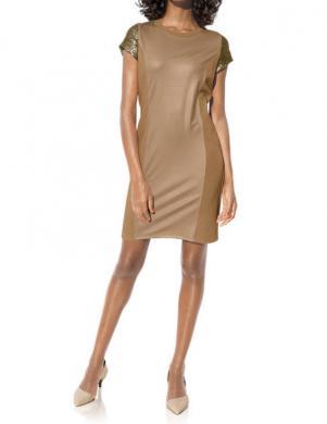 HEINE - BEST CONNECTIONS stilīga sieviešu brūnas krāsas kleita