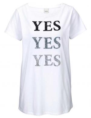 Balts krekls YES HEINE