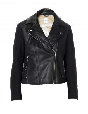 S. OLIVER melnas krāsas sieviešu jaka