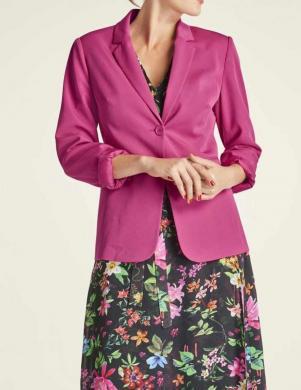Rozā sieviešu jaka HEINE