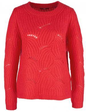 Sarkans adīts džemperis S. OLIVER