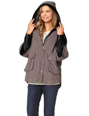 BUFFALO sieviešu krēmīgas krāsas jaka