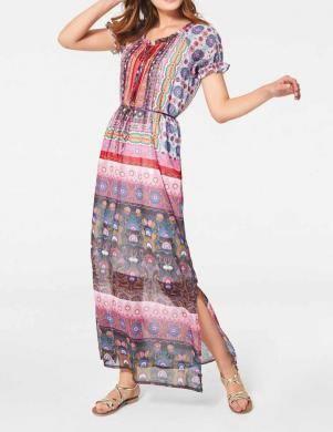 Krāsaina gara kleita HEINE - BEST CONNECTIONS