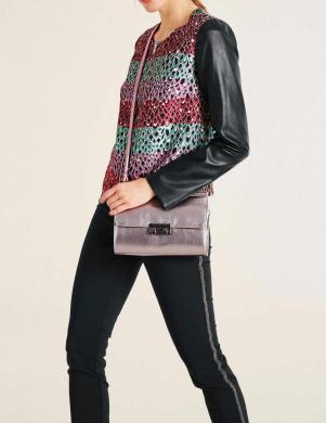 Krāsaina sieviešu jaka ASHLEY BROOKE