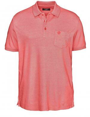 Sarkans vīriešu krekls BUGATTI