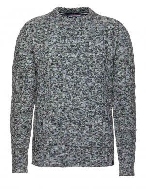 Melns vīriešu džemperis RHODE ISLAND