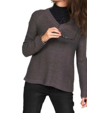 Tumši pelēks sieviešu džemperis ANISTON