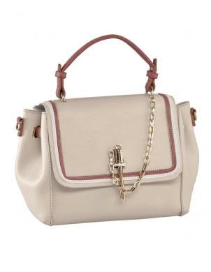 Smilšu krāsas sieviešu soma HEINE