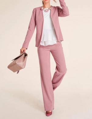 Elegants rozā bikšu kostīms HEINE