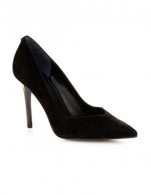 GUESS melni sieviešu augstpapēžu apavi