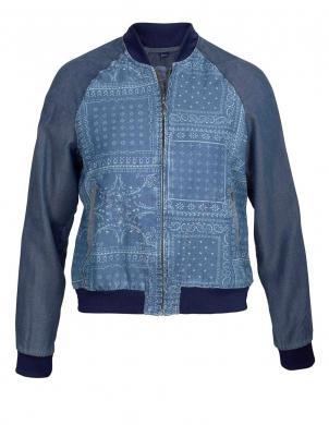 Zila sieviešu jaka PEPE JEANS