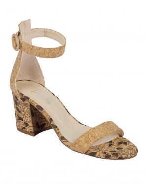 Gaiši sieviešu augstpapēžu apavi HEINE