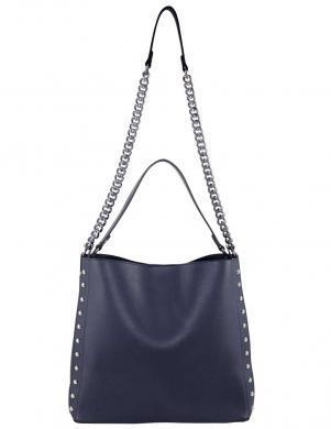 Tumši zila soma ar kniedēm HEINE