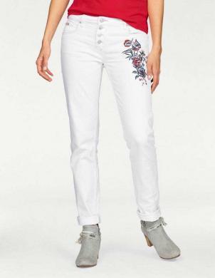 Balti sieviešu džinsi H.I.S.