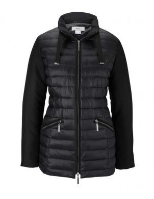 Stilīga melna jaka HEINE