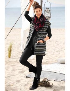 BOYSENS stilīga svītraina sieviešu veste