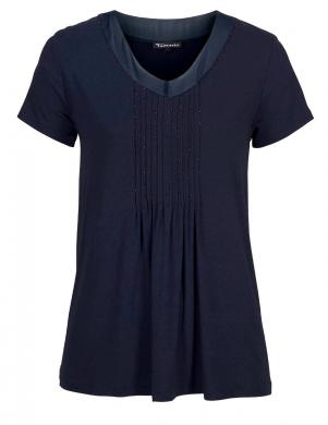 TAMARIS tumši zils sieviešu krekls