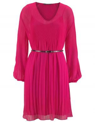 PEPE JEANS rozā stilīga kleita