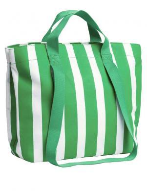 Svītraina sieviešu soma-pludmales maiss ESPRIT