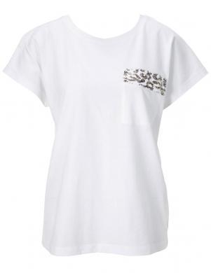 Balts krekls ar kabatu HEINE
