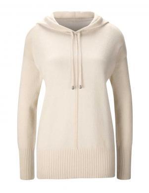 Grezns vilnas balts džemperis ar kašmiru HEINE