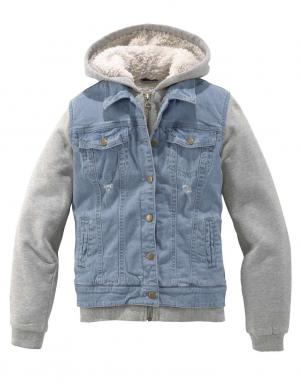 Bērnu jaka ar kapuci BUFFALO