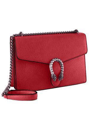 Stilīga sarkana soma HEINE