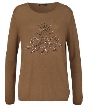 Brūns sieviešu džemperis TAMARIS