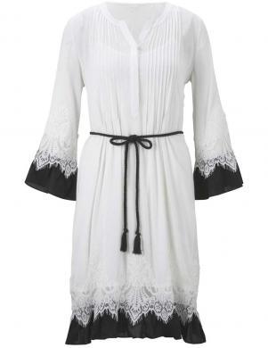 Balta kleita ar mežģīnēm HEINE
