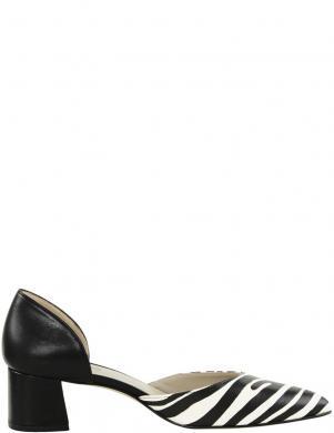 Sieviešu krāsainas augstpapēžu sandales HEINE