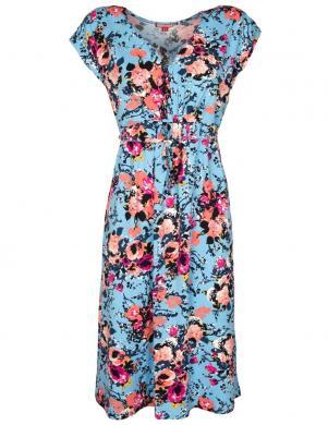 Zila puķaina kleita JOE BROWNS