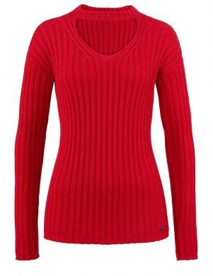 Sarkans sieviešu džemperis AJC