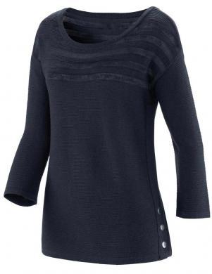 Tumši zils džemperis CREATION L