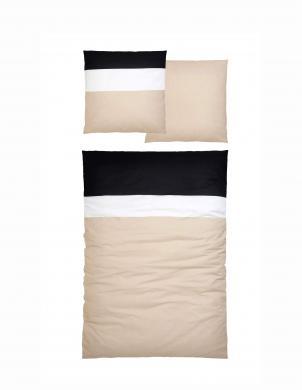 Divu krāsu gultas velas komplekts MY HOME SELECTION