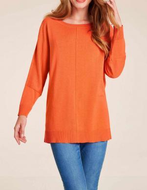 Oranžs plats džemperis ASHLEY BROOKE