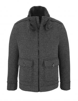 S. OLIVER pelēkas krāsas stilīga vīriešu jaka