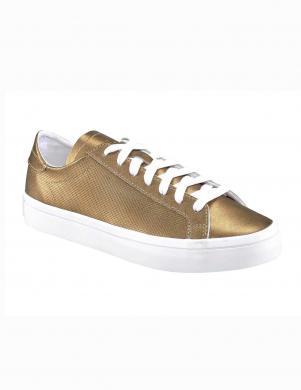 Zelta krāsas sieviešu brīva laika apavi ADIDAS