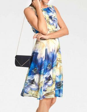 Krāsaina sieviešu kleita ASHLEY BROOKE