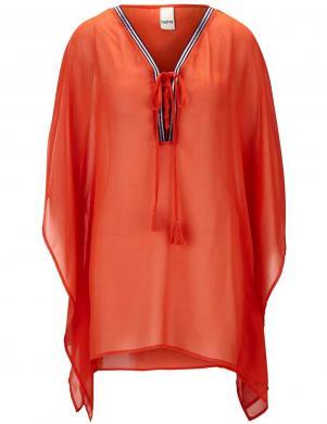 Oranža šifona tunika un krekls HEINE