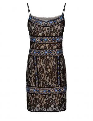 GUESS melna/zila kleita