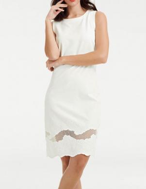 Balta klasiska kleita RICK CARDONA
